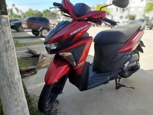 Yamaha Neo 125 2017 Vermelha