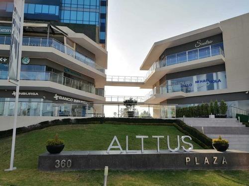 Rento Oficina Amueblada En Edificio Alttus