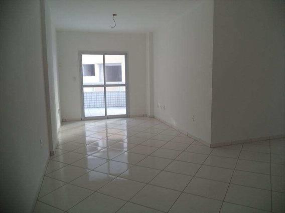Apartamento Em Vila Guilhermina, Praia Grande/sp De 85m² 2 Quartos À Venda Por R$ 394.739,60 - Ap341174