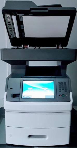 Impressora Lexmark X656, Com Garantia E Revisada