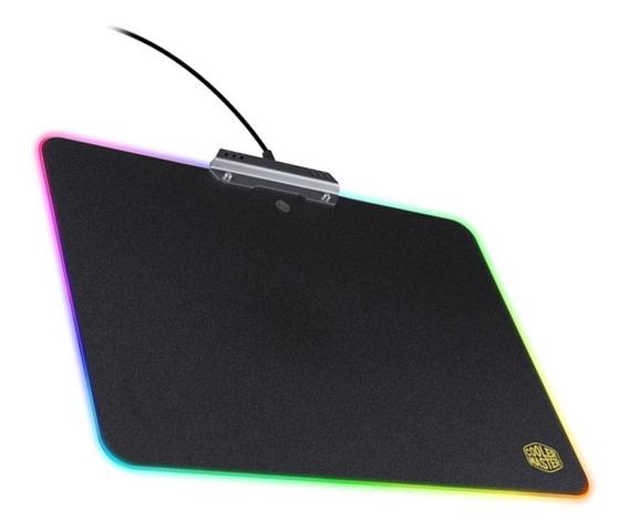 Mouse Pad Gamer Cooler Master Rgb Hard Gaming Mpa Mp720
