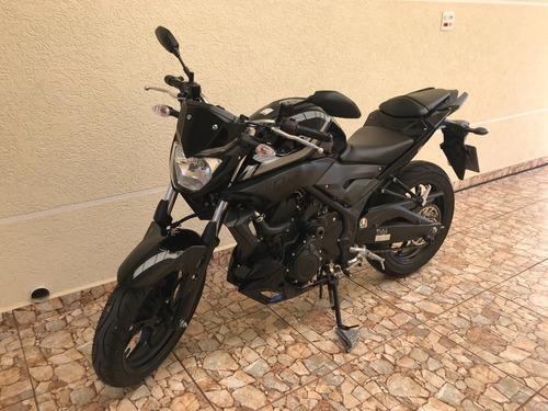 Yamaha Mt03 | Preta | 2020 | 4.015km