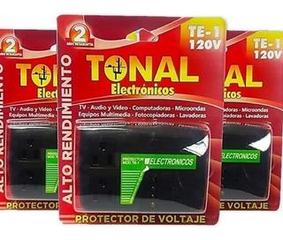 Protector Regulador Voltaje 110v Lavadoras Secadoras Washer