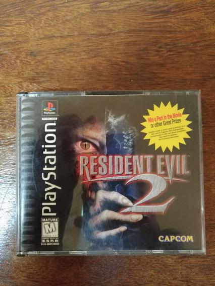 Resident Evil 2, Original Americano