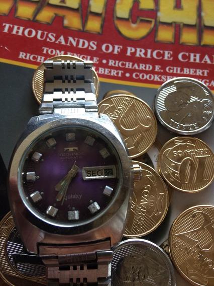 Relógio Technos Swiss Galaxy (leia Descrição) Barato