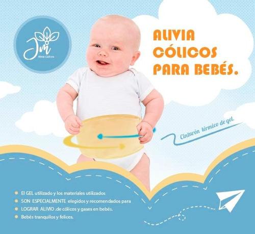 Imagen 1 de 2 de Bebés Alivio De Cólicos Cinturon