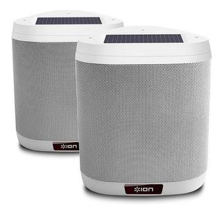 Parlante Ion Keystone Par Bluetooth 80w Carga Solar Envios