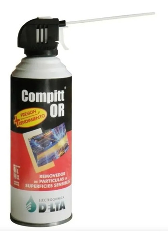 Imagen 1 de 4 de Compitt Or Removedor De Particulas 450gr Gatillo