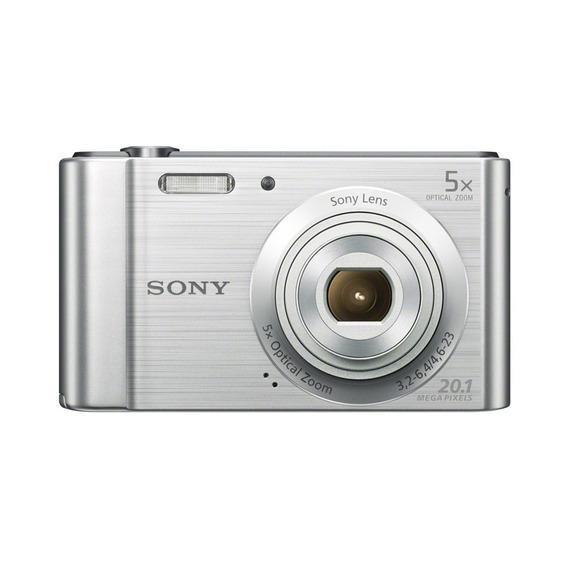 Câmera Digital Sony W800 Cyber Shot 20.1 Mp 16gb