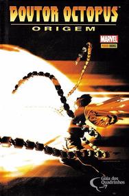Doutor Octopus - Origem - Panini (capa Dura)