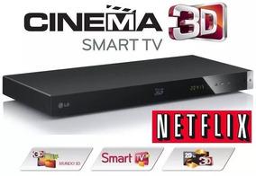 Aparelho Blu-ray 3d Lg Bp420 Completo Netflix Qualquer Tv