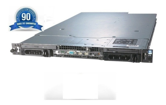Servidor Dell Poweredge 1850 - Intel Xeon