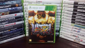 Ultra Street Fighter 4 Xbox 360 Original - Mídia Física