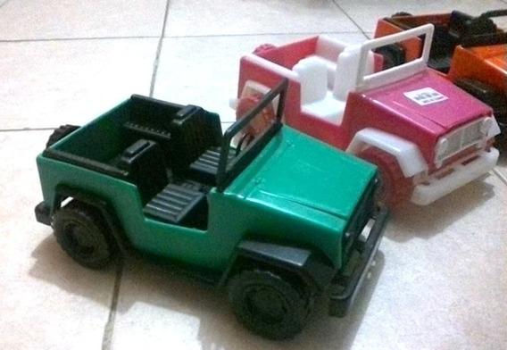 Carrito De Juguete Para Niños Jeep Willy