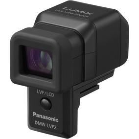 Visor Ótico Panasonic Dmw-lvf2 Electronic Viewfinder
