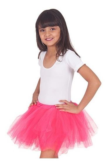 Kit Mãe E Filha 2 Saias Tule Fantasia Ballet Infantil Adulto