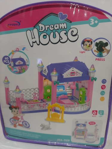 Casa Juguete Dreams House