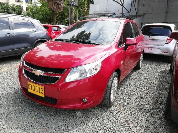 Chevrolet Sail Mt Ltz Full Ab Abs