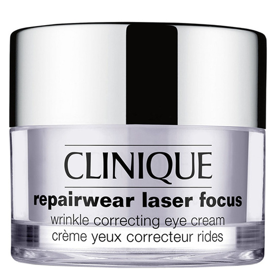 Creme Anti-idade Clinique Repairwear Laser Focus Wrinkle Correcting Eye Cream 15ml