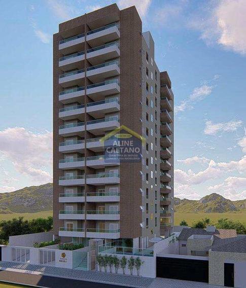 2 Dorms, Canto Do Forte, Financia - R$ 248 Mil, Cod: Ac3024 - Vac3024