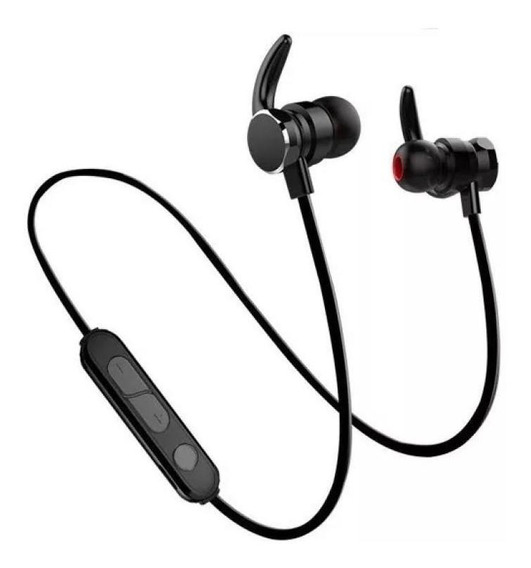 Fone Ouvido In-ear Bluetooth 4.1 Sem Fio Baseus Preto