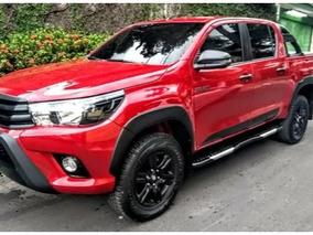 Toyota Hilux 2.8 Tdi Sr Challenge Cab. Dupla 4x4 Aut. 4p