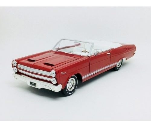 Seminovo Ford Mercury Cyclone Gt 1966 1:18 Yat Ming 92628