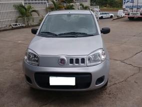 Fiat/ Uno Vivace 2014/2014 Prata Sem Entrada