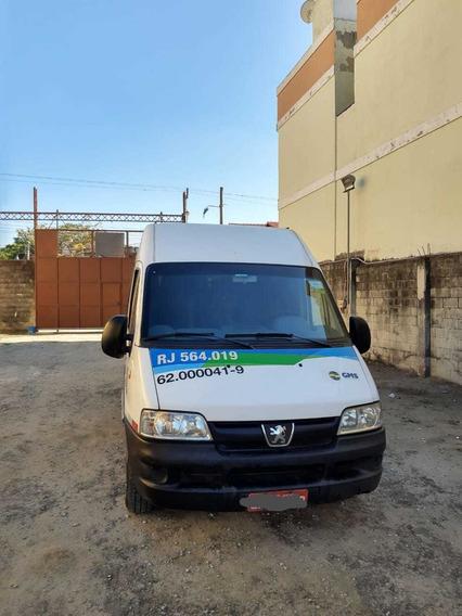 Van Boxer 2015-15lugares,ar E Bagageiro- Financiamos