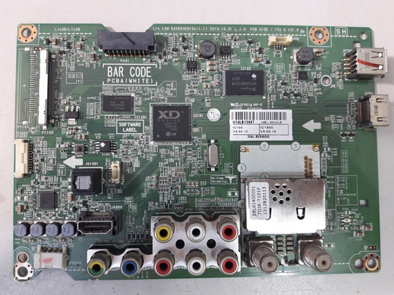 Placa Principal LG 32lb5600-sb 39lb5600 42lb5600 47lb5600