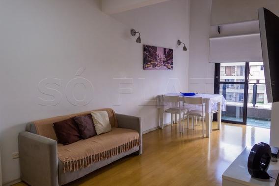 Apto Em Moema Cobertura Triplex 02 Dormitórios 94m² - Sf26688