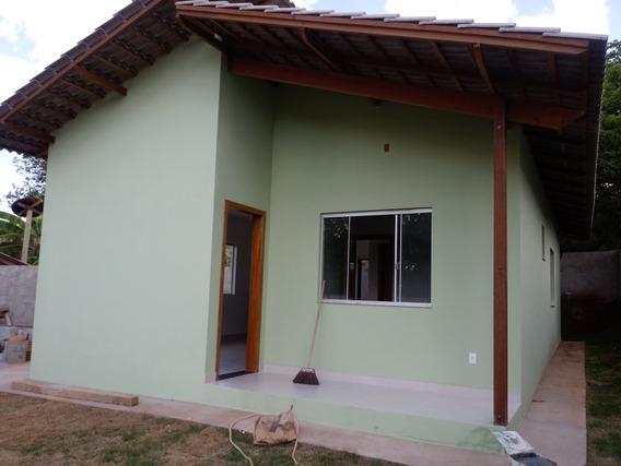 Casas De 2 E 3 Quartos, Melhor Localização De Juatubae!!!