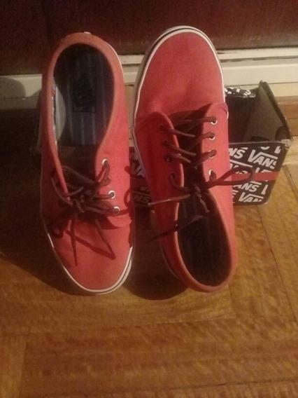 Zapatillas Vans Originales Hombre En Perfecto Estado