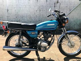 Honda Cg Ano 82 Relíquia