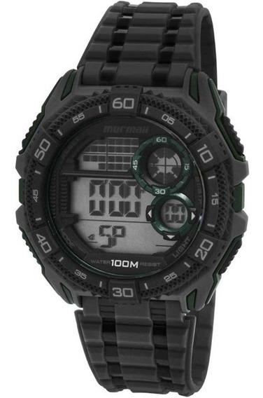 Relógio Masculino Mormaii Acqua Pro Mo13617/8v - Preto