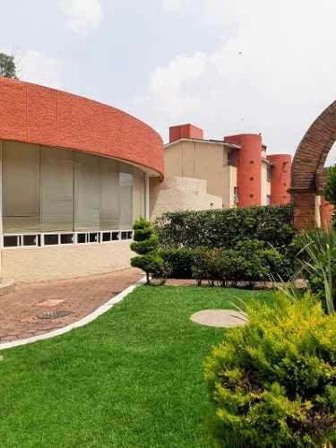 Casa En Condominio Cuajimalpa Con Excelente Ubicación!!