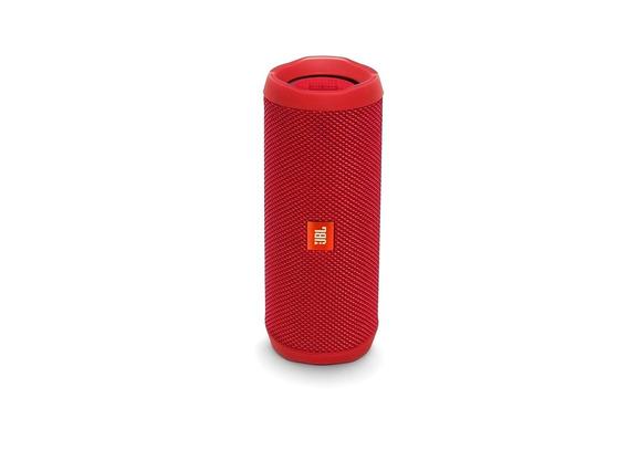 Caixa Som Bluetooth Jbl Flip 4 Vermelho Original C/ Nota