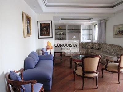 Ref.: 256800 - Apartamento Em Sao Paulo, No Bairro Jardim Analia Franco - 3 Dormitórios