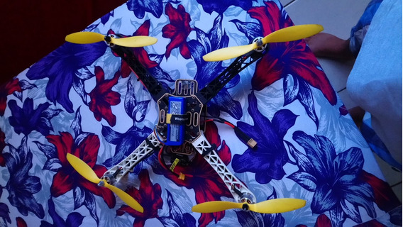 Drone Completo, Kit Video, Placa Nasa V2