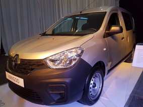 Nueva Renault Kangoo Nafta O Diesel 1 O 2 Pl - Dg