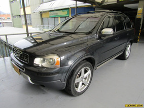 Volvo Xc90 Xc90 R Desing At Ct 2.5c 4x4