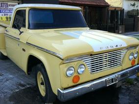 Permuto Dodge Fargo D100 1961