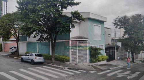Imagem 1 de 23 de Sobrado Com 2 Dormitórios À Venda, 200 M² Por R$ 850.000 - Vila Moinho Velho - São Paulo/sp - So1969