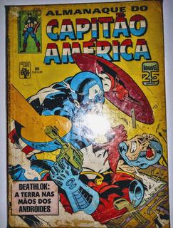 Hq - Capitão América - Nº 88