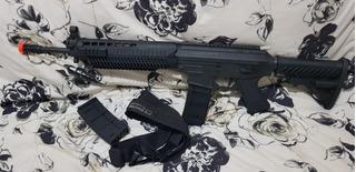 Rifle Airsoft Sig Sauer 556