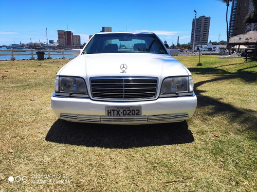 Mercedes Benz W140 400 Sel Longa