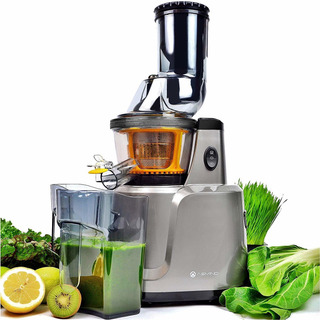Exprimidor, Asmind Slow Masticating Juicer Extractor, Col