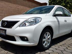 Nissan Versa Advance 2014 Factura Original Unico Dueño Nuevo