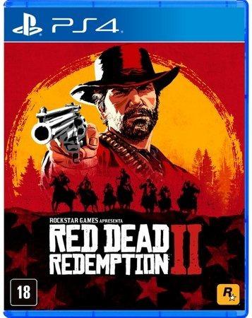 Red Dead Redemption 2 (novo) Mídia Física Legendado Pt-br