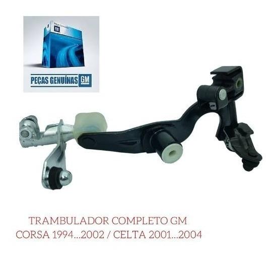 Conjunto Trambulador Completo Corsa Celta Original Gm